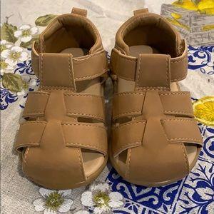 H&M unisex baby sandals. Brand new, never worn